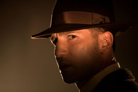 TNT Won't Be Revisiting Mob City