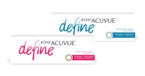 1•DAY ACUVUE DEFINE with LACREON