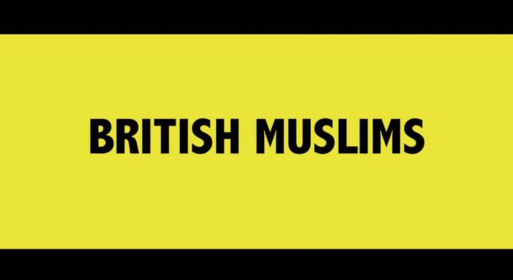 Pharrell - Happy British Muslims! #HAPPYDAY ... This is one of the better Happy videos ever made.
