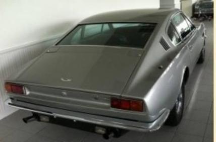 1969 Aston Martin DBS Coupe #VCI #vintagecars #classiccars