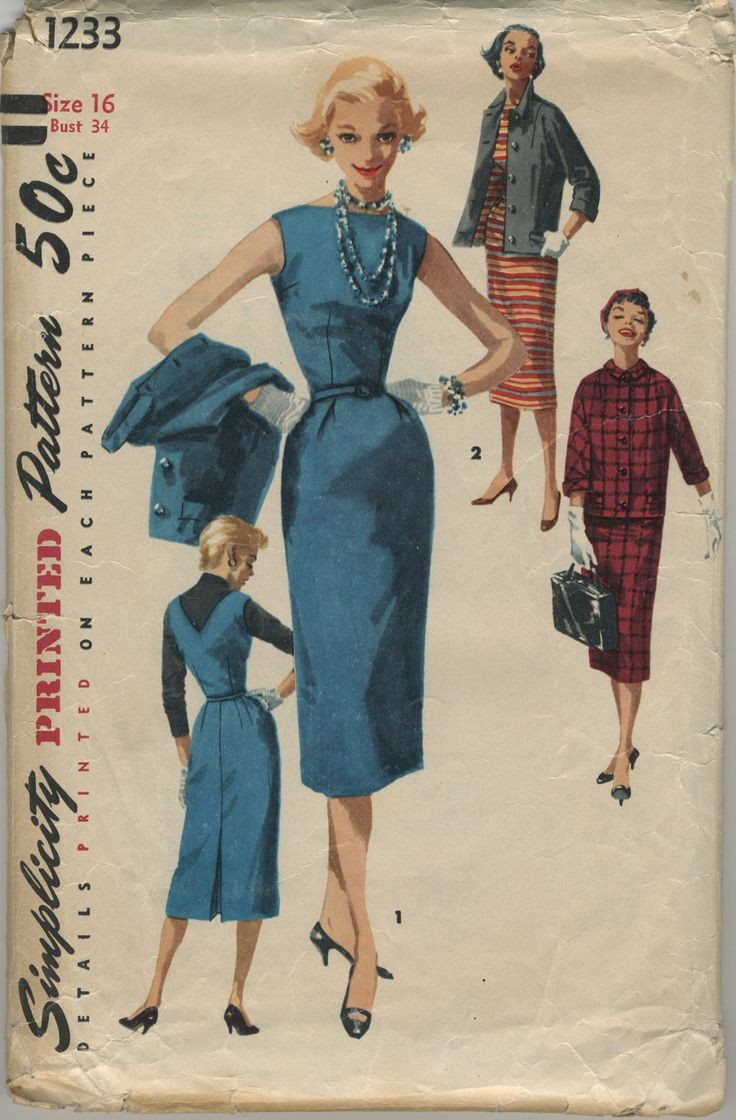 12 best 1950s clothes images on Pinterest