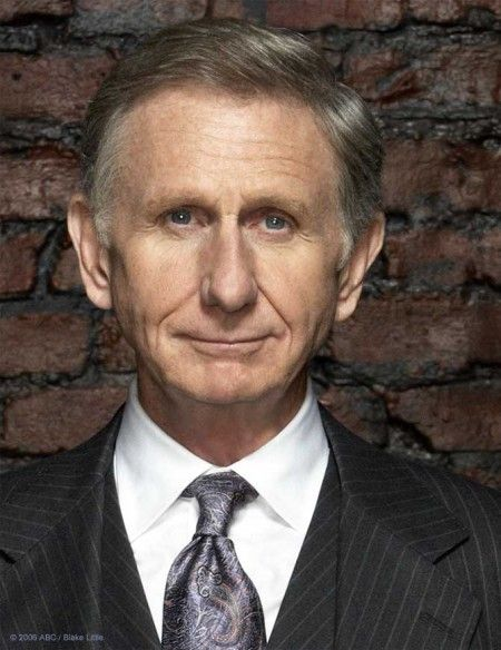 Boston Legal Paul Lewiston-Rene Auberjonois