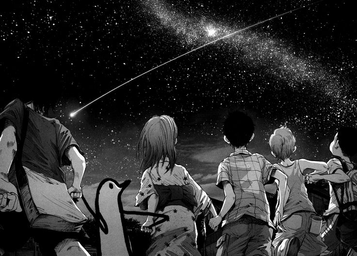 Lazy Days: Manga: Goodnight Punpun~