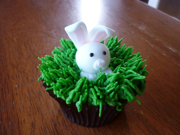 Amelias easter cup cake