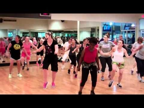 So many zumba videos on this channel!