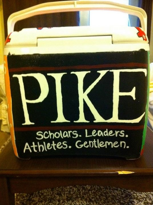Either Pike like this or the crest... decisions, decisions