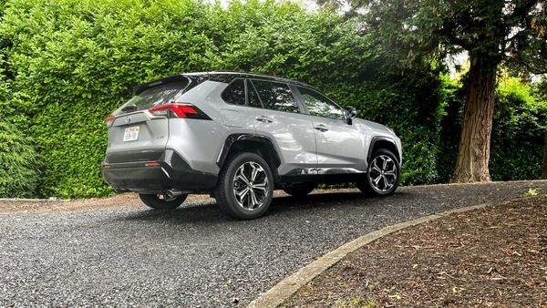 2021 Toyota Rav4 Prime First Drive Review The Way A Plug In Hybrid Should Be In 2020 Toyota Rav4 First Drive Rav4