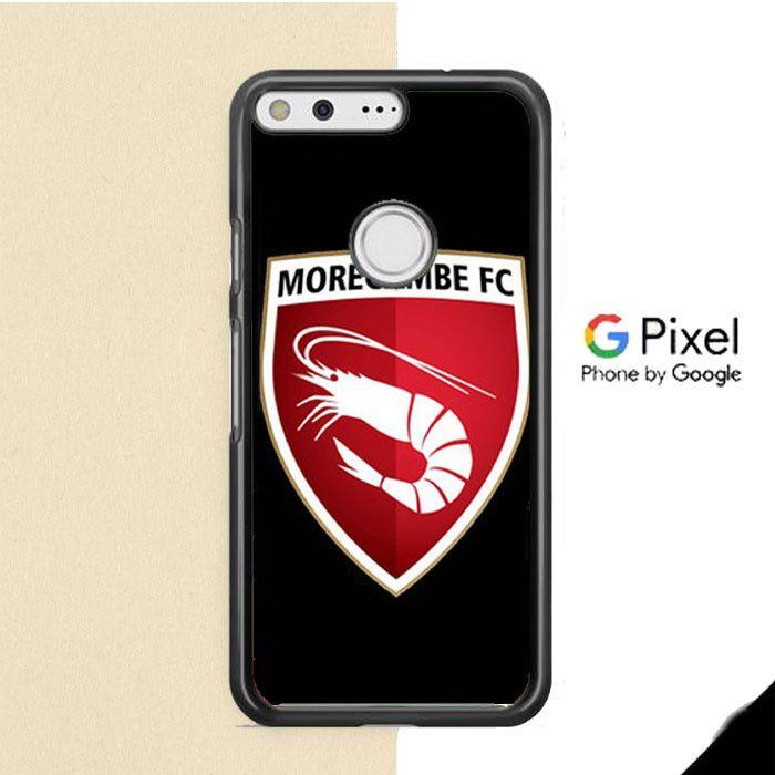 Morecambe Fc Logo Black Google Pixel Case