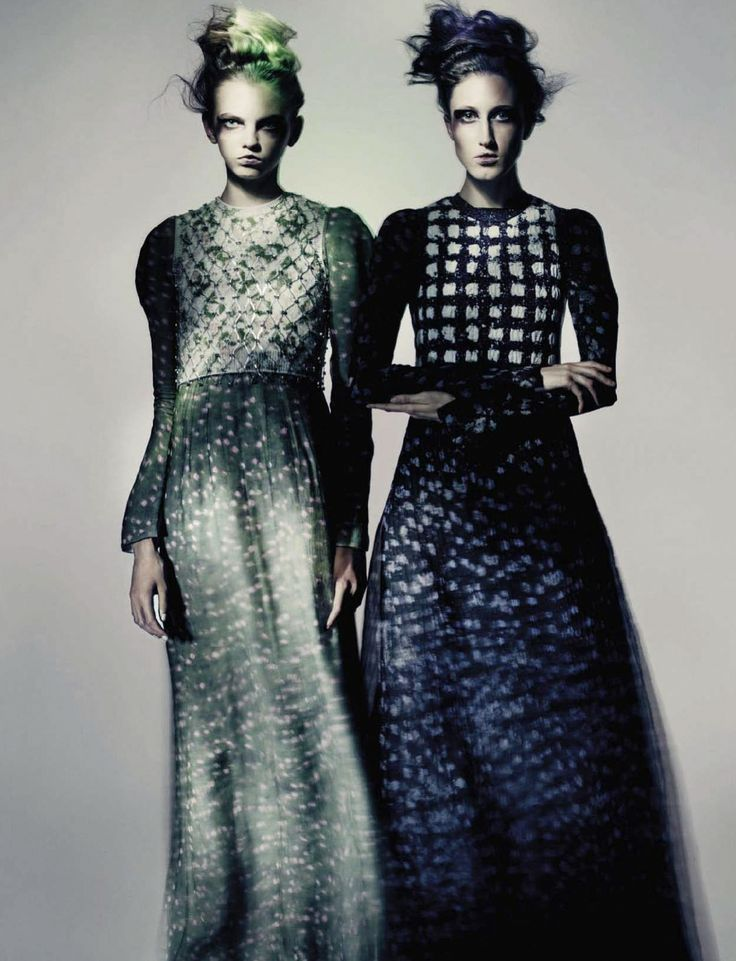 HAUTE COUTURE by Paolo Roversi Vogue Italia Haute Couture September 2015 IDsetters 10