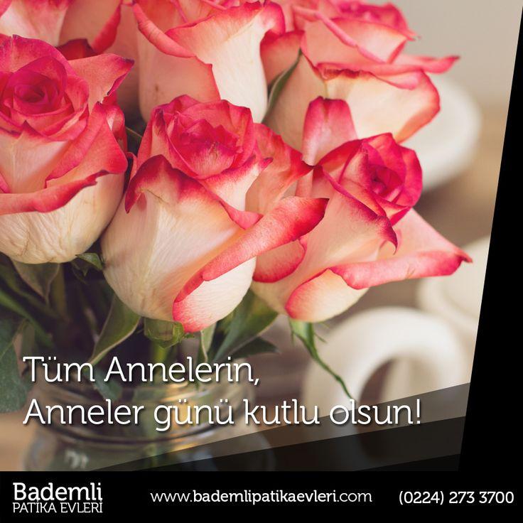 Tüm annelerin, annerler günü kutlu olsun!   #anne #annelergünü #bademli #patika #evleri #bursa www.bademlipatikaevleri.com  Bademli Mah. Eski Mudanya Cad. No:175 Mudanya / BURSA info@bademlipatikaevleri.com // (0224) 273 3700  https://www.facebook.com/bademlipatikaevleri https://twitter.com/patikaevleri https://tr.pinterest.com/patikaevleri https://www.instagram.com/bademlipatikaevleri/
