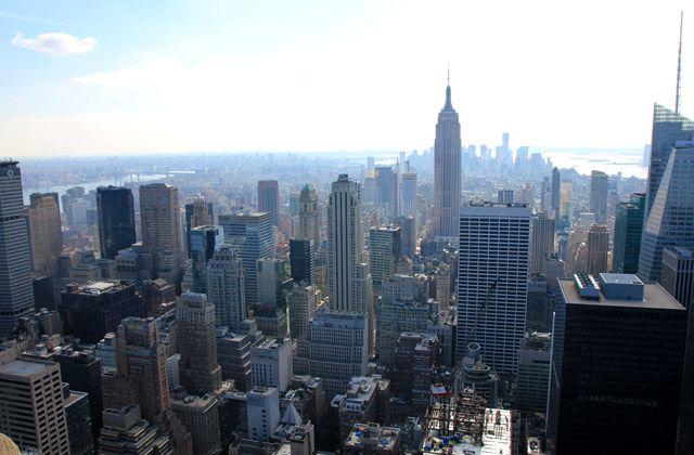 Manhattan Skyline   by Flight Centre's Simon Collier-Baker