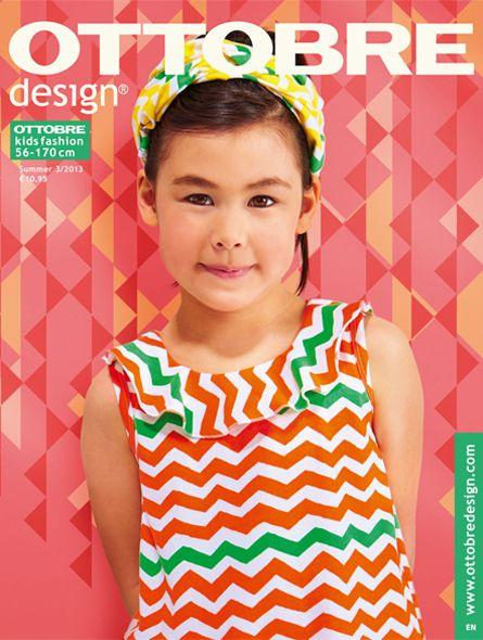 Summer chevron - Saharaita  Ottobre  design 3/2013
