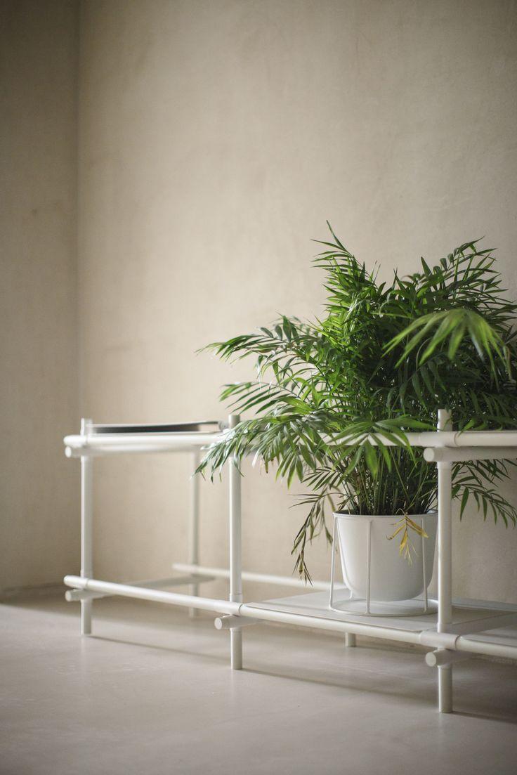 MENU Wire Pot, MENU Stick System x PlanteaStudio https://es.pinterest.com/planteaestudio/