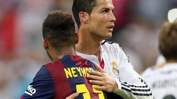 La otra cara del partido en el Santiago Bernabéu   FC Barcelona