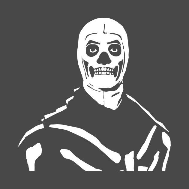 Check Out This Awesome Fortnite Skull Trooper Design On Teepublic Fortnite Trooper Fortnite Best Gaming Wallpapers