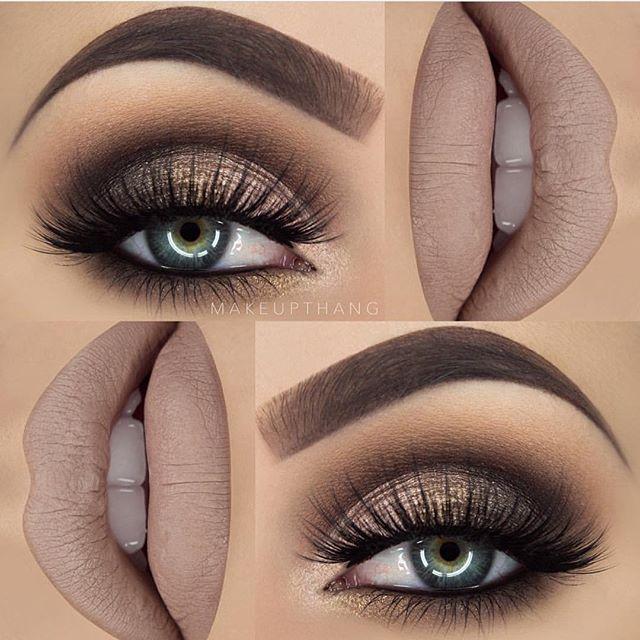 Muitas vezes 78 best Maquiagem images on Pinterest | Beauty makeup, Makeup  QO61