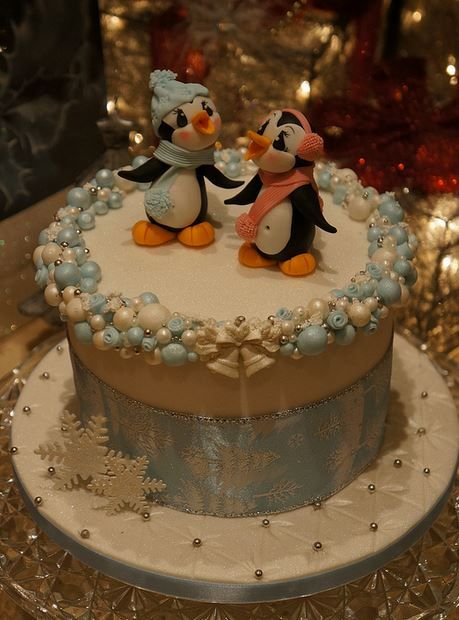Christmas Cake-@El Brendaño It looks like Wendy may have found her happy ending!