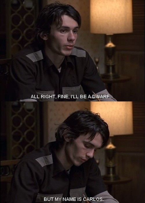 James Franco   Freaks and Geeks  Dungeons and Dragons  Bahahaha X)