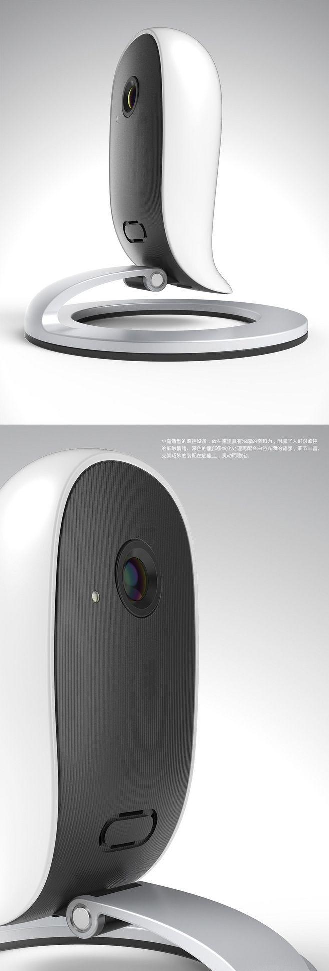摄像头简约科技 - 摄像头 -