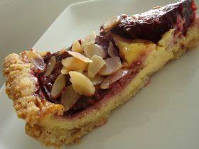Himmelske kager: Super lækker blommetærte!