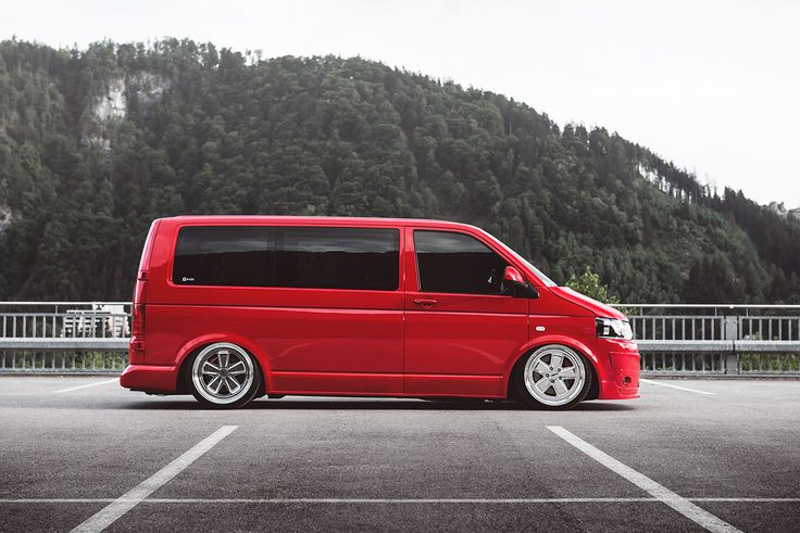 AirREX UK has released details of its vast range of precision air suspension upgrades for every model and variant of the multi-faceted VW T5 commercial