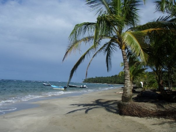 Cahuita, Costa Rica.  Cannot wait to go back.  National Park on land, Marine Park under the ocean.