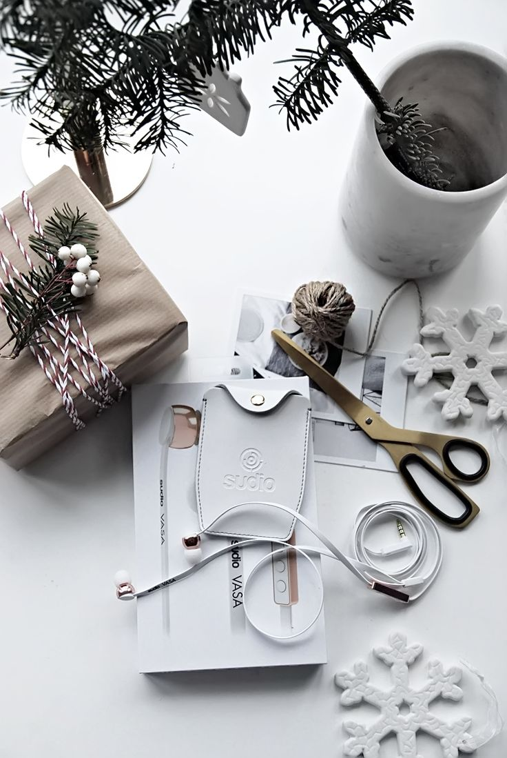Only Deco Love: Small Christmas Gift and Wrapping ideas