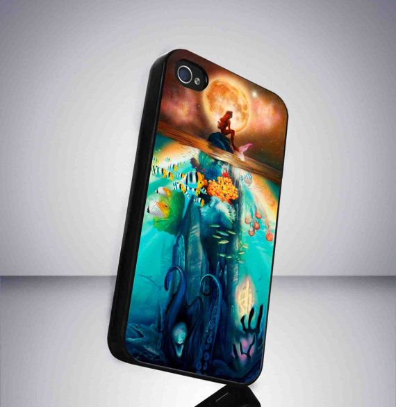 Case iphone 4 and 5 for Ariel The Little Mermaid