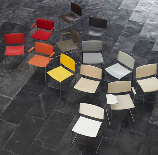 SIT Thermo-Polymer Chair | Andreu World