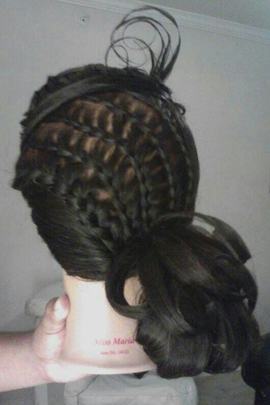 completion hair styles