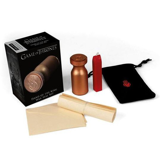 Wax Seal Kit - Hand of the King - Game of Thrones