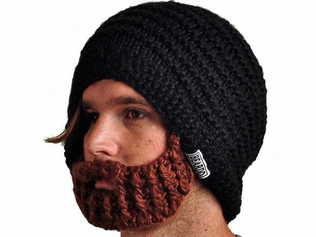Rundum-Wollmütze gegen die ärgste Kälte