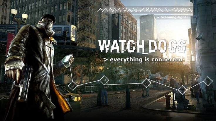 Danny Belanger/Ubisoft - Watch Dogs - 2014. Jeux vidéo dans lequel le héro est un hacker exploitant toute la puissance du réseau de la ville de Chicago pour arriver à ses fin. Au delà de l'aspect ludique, ce jeux montre bien l'interconnexion des individus dans la ville, quelles données sont disponible et comment la ville intelligente arrive à les exploiter.