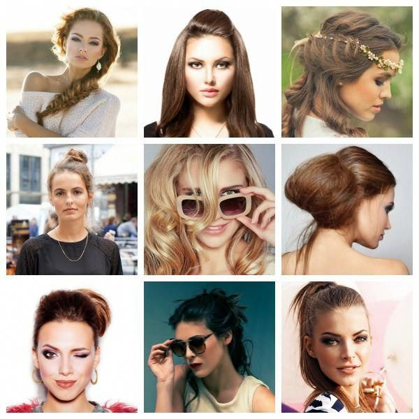 From messy updos and top knots to braids and waves, these back-to-school hairstyles in under 10 minutes are your ticket to style from fall to summer! ...