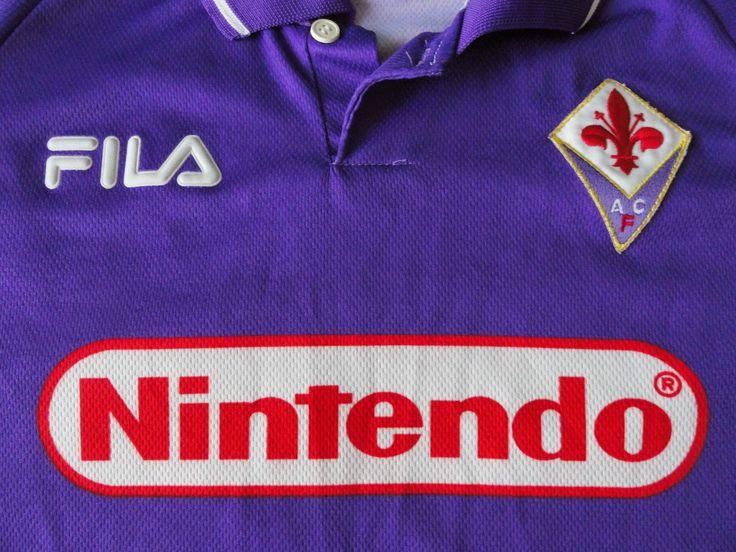Fábio: Minha coleção de camisa #33 - ACF Fiorentina