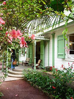 Visite d'une case créole à Hell-Bourg http://la-maison-folio.allonslareunion.com/