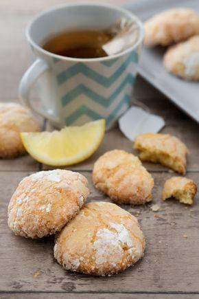 Biscotti morbidi limone e arancia: profumati e deliziosi. Perfetti per accompagnare tè e infusi. [Orange and lemon cookies]