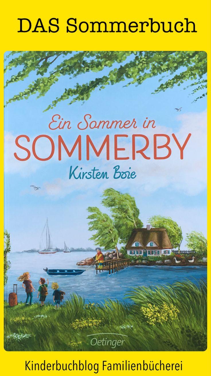 Ein Sommer in Sommerby   Kinderbücher, Jugendbuch und Kinder
