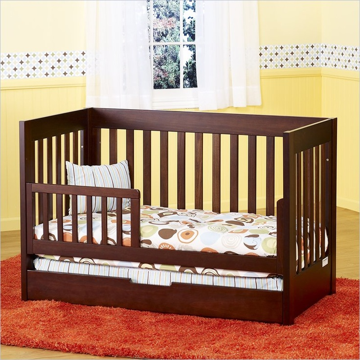 Babyletto Mercer 3 in 1 Convertible Wood Crib in Espresso - Best 25+ Wood Crib Ideas On Pinterest Baby Cribs, Cribs And