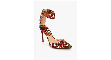 #Mango #Bracalet #Multicoloured #Stilettos with 35% #Discount at #Jabong #India