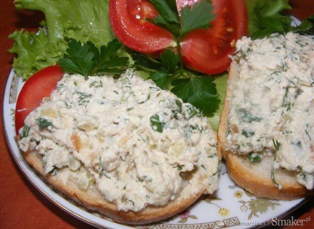 Przekąski - Pasta rybna z makreli - Magda Gessler