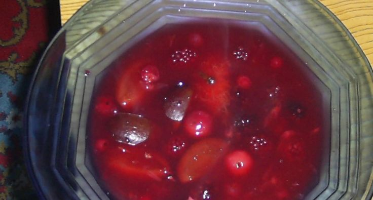 Gyümölcsleves | APRÓSÉF.HU - receptek képekkel