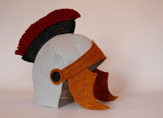 how to make a roman soldier