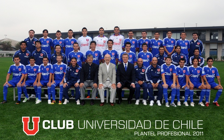 Universidad de Chile #futbol
