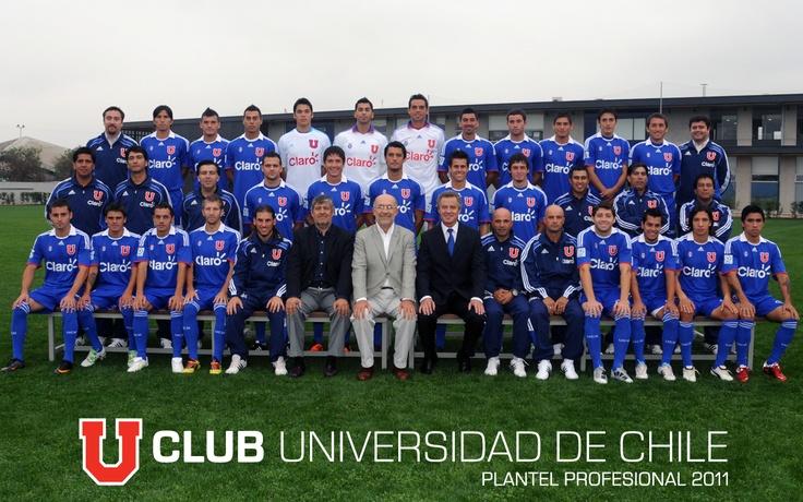 Universidad de Chile #Football