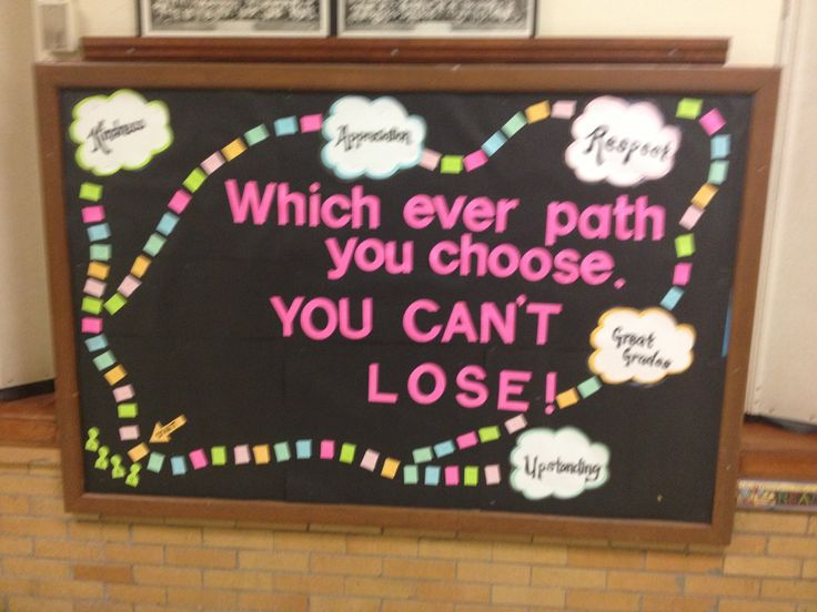 School Counseling Board Which ever path you choose, You