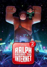 Watch Ralph Breaks the Internet: Wreck-It Ralph 2 Full Movie Online