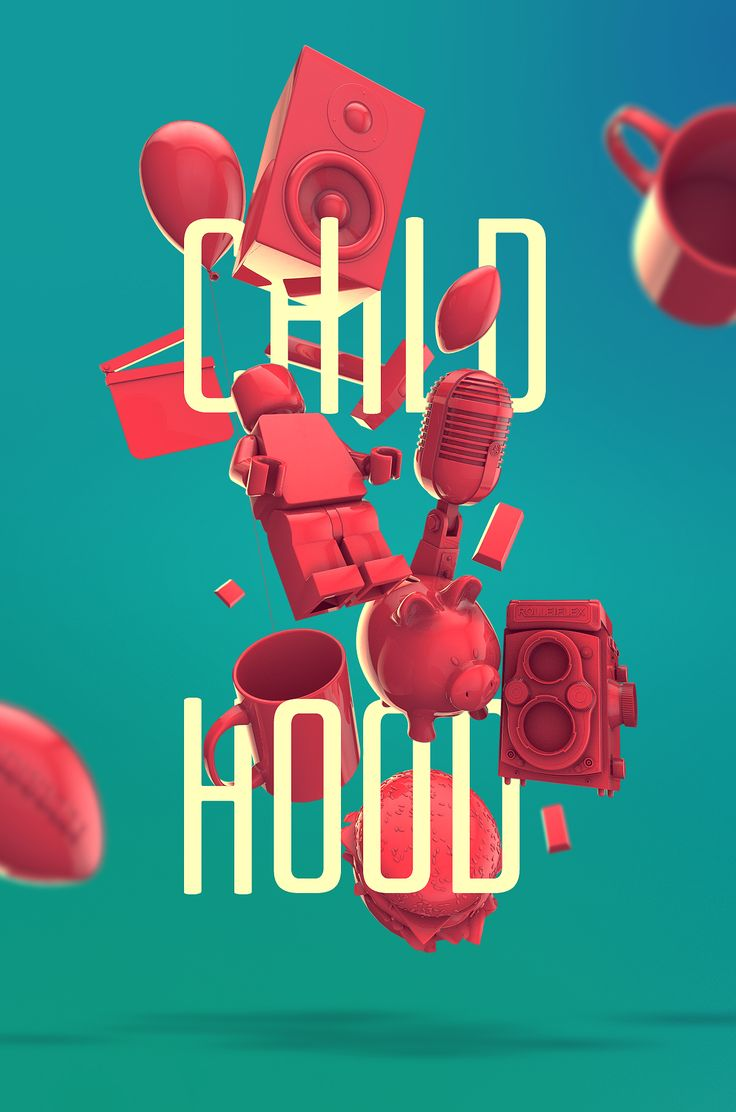Poster design 3d - Find This Pin And More On Design Inspiration By Oneillcolin