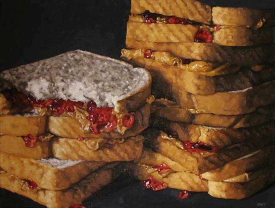 The Hyperrealistic Junk Food Paintings of Pamela Michelle Johnson
