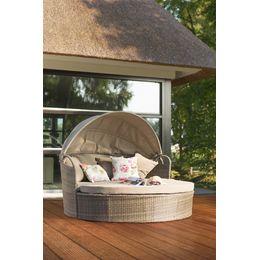 Pure eenvoud, is ook een vorm van luxe! Het Summerland ligbed heeft een eenvoudig design en een hoog zitcomfort. Het ligbed zal bijdragen aan een heerlijk comfortabel buitenleven. Genieten van het mooie weer doet u samen met Hartman!